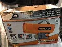 Dyna Glo portable forced air heater