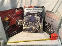 Harley Davidson books