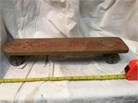 Roller surfer skateboard, 19 inch