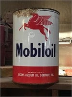 Mobiloil can