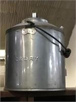 C & O railway water can