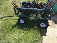 Garden wagon, no contents
