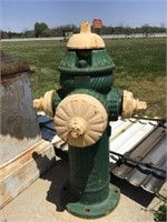 Ludlow fire hydrant