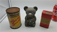 Stoneware, Waterford, Auto Parts, Antiques, Quilts, Tools