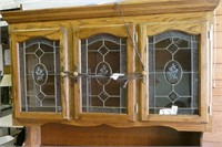 Lighted Buffet Cabinet