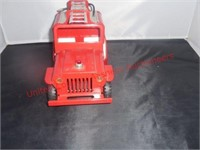 "Tonka Jeep ""First Responder"" fire truck"