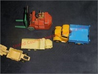 Dinky Toys- Construction Equipment