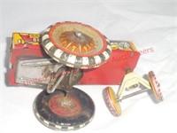 Marx Tin Wind Up Car