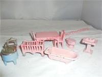 Arcade Cast Iron Furniture