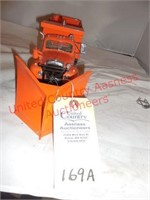 Mack State Highway Plow Truck-Die cast