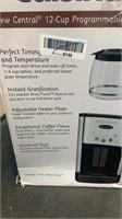 Cuisinart Programmable Coffee Maker