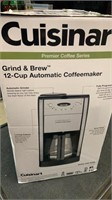 12-Cup Automatic Coffeemaker - Cuisinart