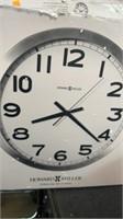 Lot of 4 Howard Miller Wall Clocks
