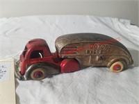 """Cast Iron """"Motor Express"""" Truck"""