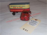 Wyandotte Van Lines Semi