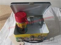 Popeye Lunch Box- Vintage