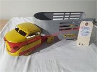 Wyandotte Express Truck