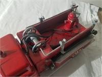 Tonka Fire Truck-complete