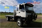2000 Isuzu FTS 750 4x4 Table / Tray Top