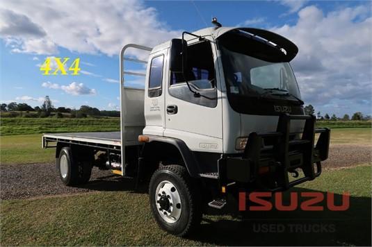 2000 Isuzu FTS 750 4x4 Used Isuzu Trucks - Trucks for Sale