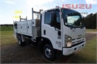 2012 Isuzu NPS 300 4x4 Service Vehicle