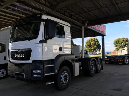 2020 MAN TGS26.540 Westar - Trucks for Sale