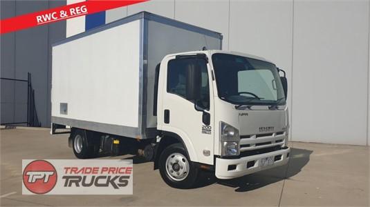 2010 Isuzu NPR 200 Trade Price Trucks  - Trucks for Sale