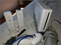 Wii w/ Controllers, Games, etc.