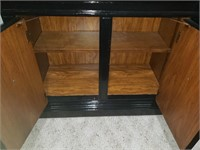 Black TV Stand or Table