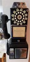 1955 Style Wall Phone