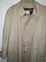 London Fog Men's Trench Coat - 44 Short