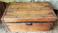 Cool Old Trunk