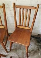 4 Habitant Chairs - Bay City, MI