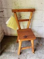 Habitant Side Chair
