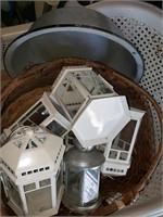 Baskets & Lanterns