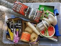 Box of  Asst. Supplies