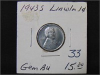 1943S Lincoln Penny