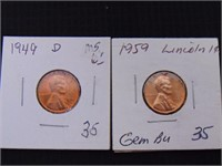 Lincoln Pennies