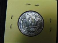 1958 P&D Washington Quarters
