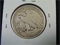 1940S Walking Liberty Half Dollar
