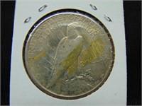 1922S Peace Dollar