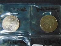 2002 & 2003 Kennedy Half Dollars