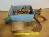 Hardware & Clock Parts
