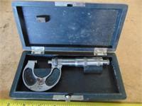 Machinist Micrometer