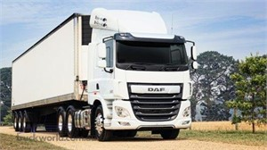 Get To Know The New DAF CF & XF