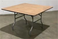(qty - 8) 4'x4' Folding Event Tables (8x the bid)