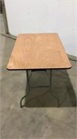 (qty - 9) 4'x30' Folding Event Tables (9x the bid)