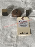 Phillips 66 Tape & 2 Stampers
