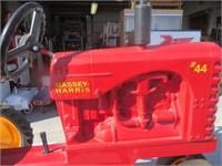 Massey Harris #44 Pedal Tractor