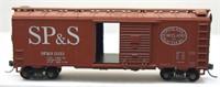 SP&S 11111 40ft Box Car HO